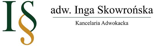 Kancelaria Adwokacka adw. Ingi Skowrońskiej